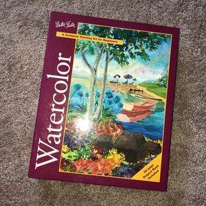 Beginner Watercolor Kit